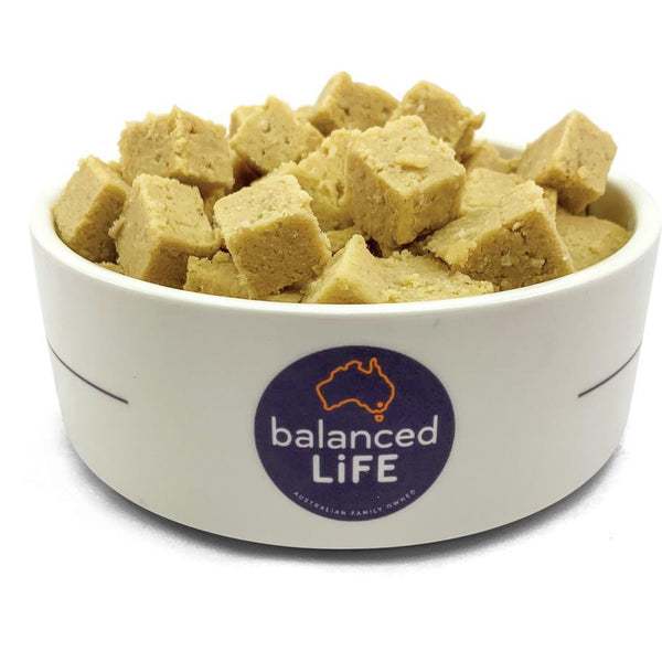 Balanced Life LID Venison and Brown Rice Roll Dog Food