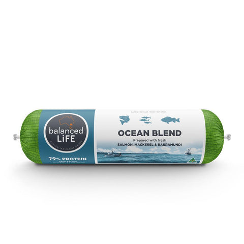 Balanced Life Original Ocean Blend Dog Food Roll Dog Food