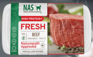 NAS Fresh RAW Beef for Cats