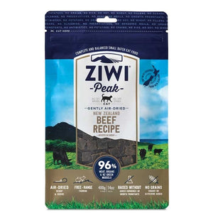 Ziwi Peak Air-Dried Cat Dry Food - Beef