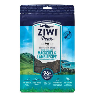 Ziwi Peak Air-Dried Cat Dry Food - Mackerel & Lamb