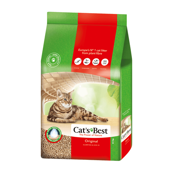 Cats Best Original Cat Litter