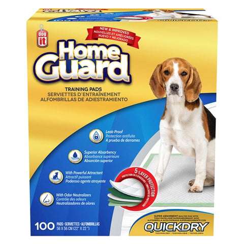 Dogit Home Guard Training Pads 56x56cm