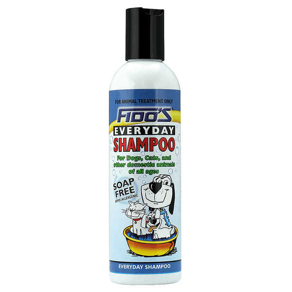 Fidos Everyday Shampoo for Cats, Dogs & Domestic Animals
