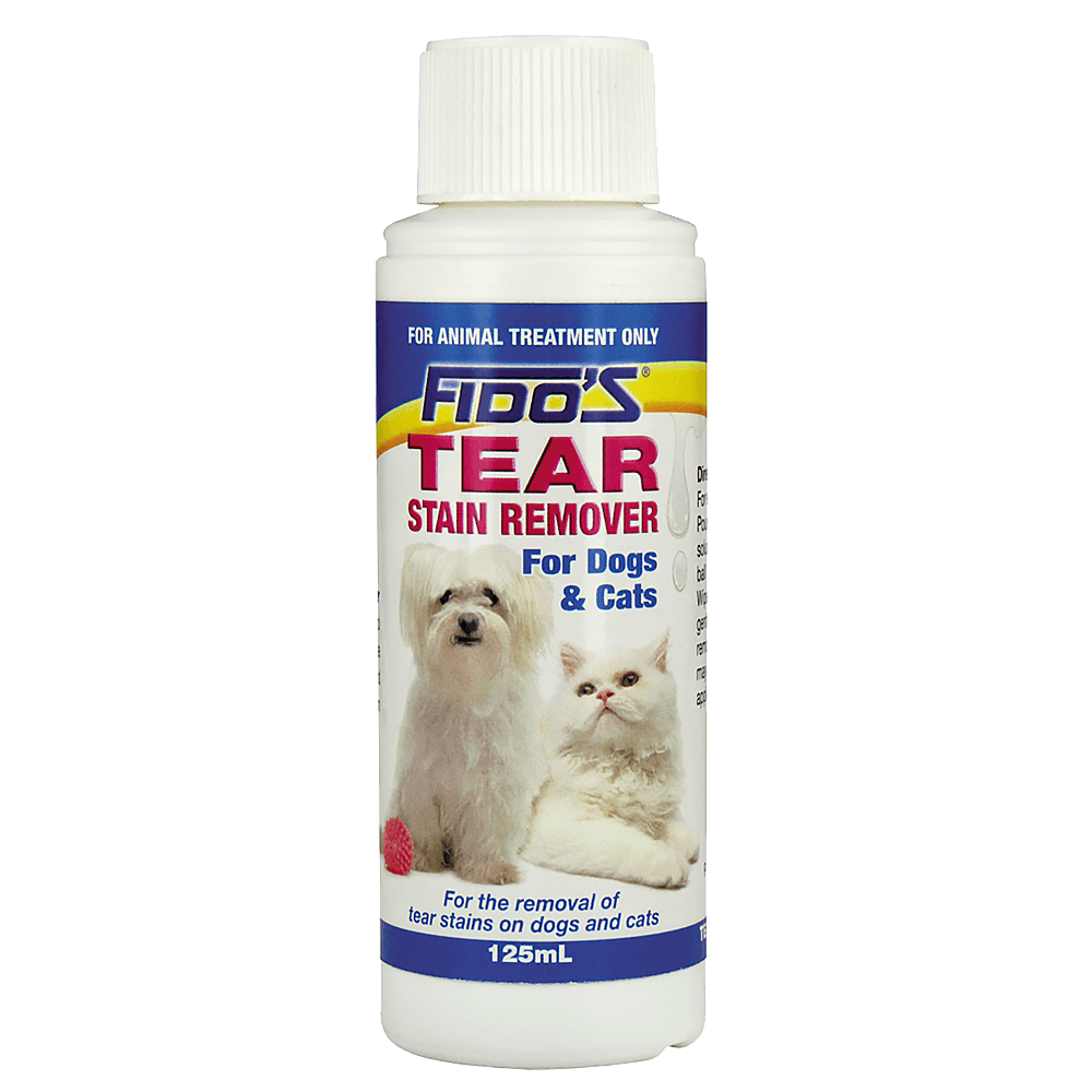 Fidos Tear Stain Remover for Dogs and Cats