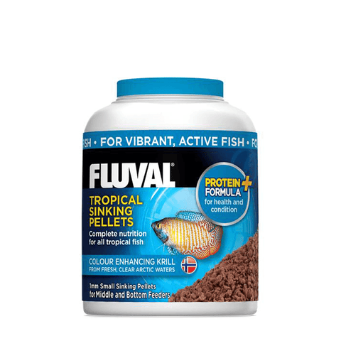 Fluval Tropical Sinking Pellets