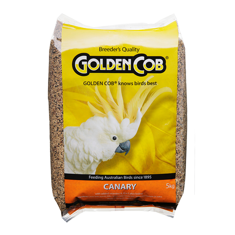 Golden Cob Canary Mix Bird Seed