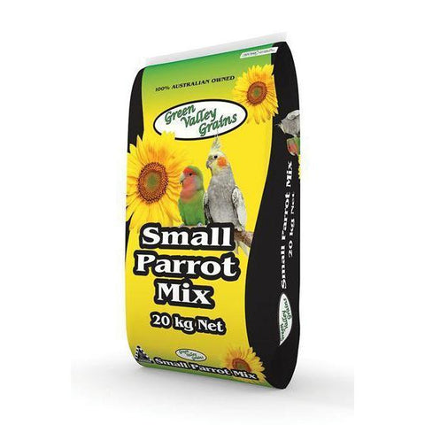 Green Valley Small Parrot Mix Bird Seed