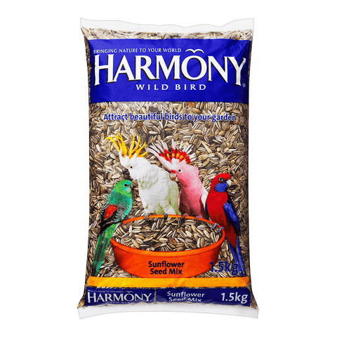 Harmony Sunflower Seed Mix