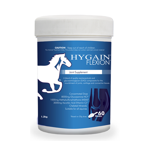 Hygain Flexion Joint Supplement for Horses