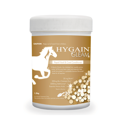Hygain Gleam Hoof And Coat Conditioner for Horses