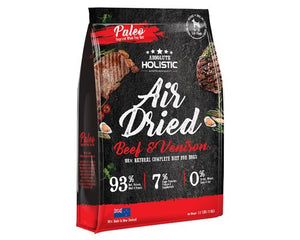 Absolute Holistic Air Dried Dog Food - Beef & Venison