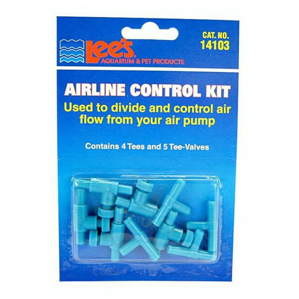Lee's Aquarium and Pet Products Airline Control Kit