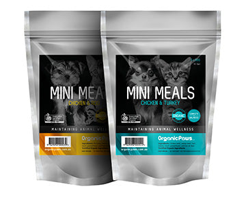 Organic Paws Mini Meals