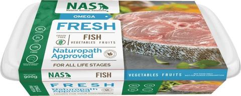NAS Fresh RAW Fish for Dogs
