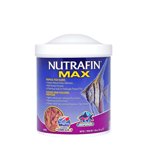Nutrafin Max Tropical Fish Flakes