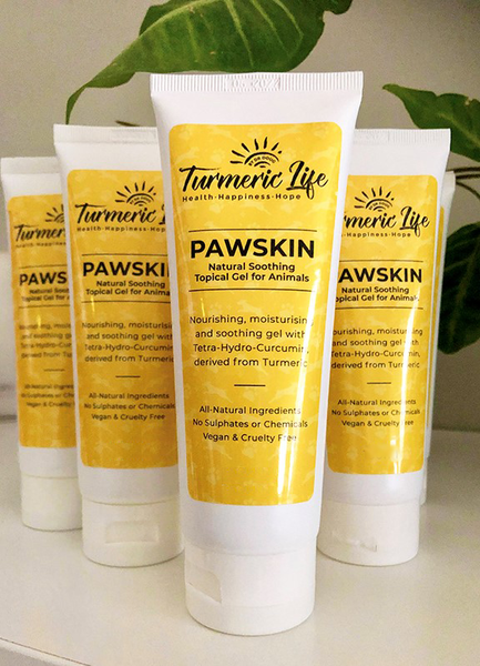 PAWSKIN Natural Topical Gel for Animals