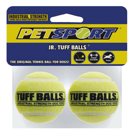 PetSport Jr. Tuff Balls Dog Toy