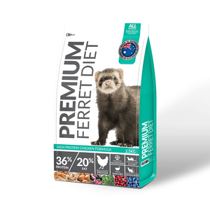 XP3020 Premium Ferret Food