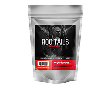 Organic Paws Roo Tails 1kg