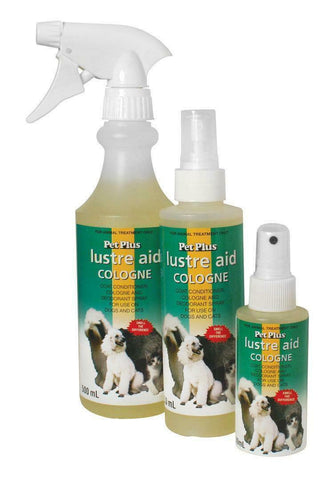 Lustre Aid Cologne for Dogs and Cats