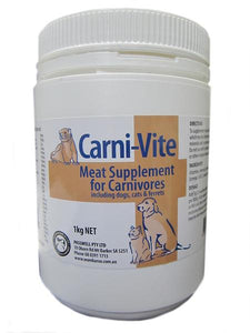 Passwell Carni-Vite Meal Supplement for Carnivores