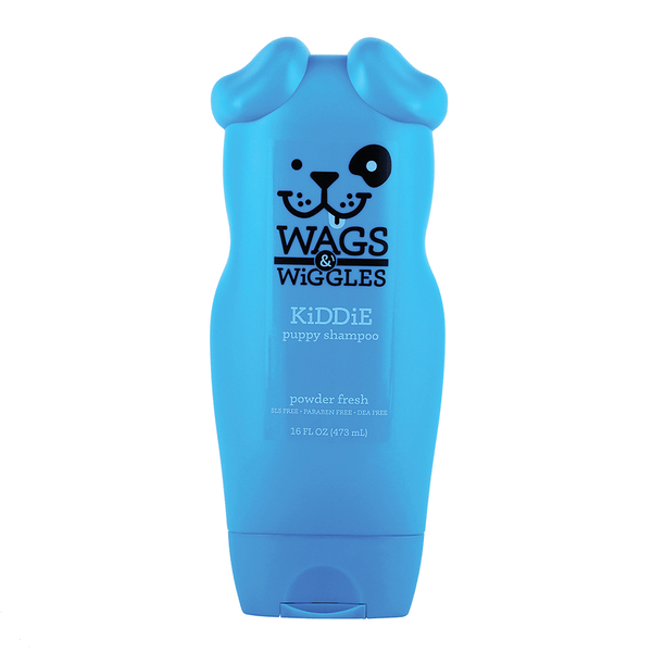 Wags & Wiggles Powder Fresh Kiddie Puppy Shampoo