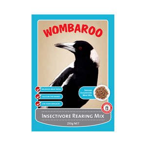 Wombaroo Insectavore Rearing Mix