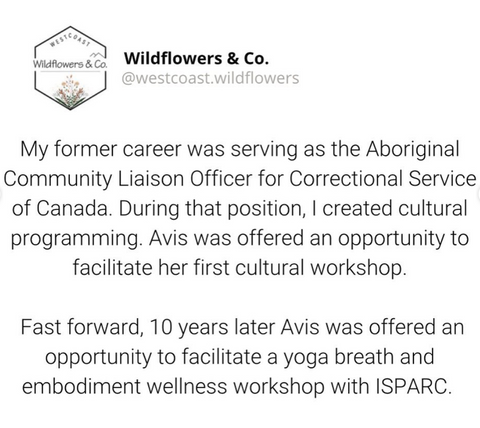 TRC 94 Calls to Action. WCW chooses to honour education by establishing Westcoast Wildflowers Indigenous Scholarship for First Nation, Metis and Inuit peoples attending post-secondary.