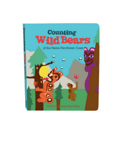 Board Book - Counting Wild Bears by Gryn White