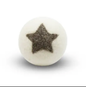 Single Eco Dryer Ball - Single Star
