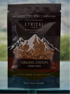 Grilling Station Blend (Steak Spice)
