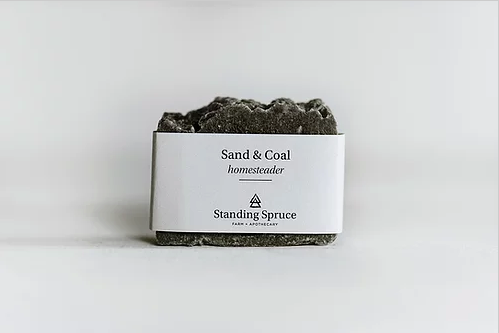 Sand & Coal Soap Bar