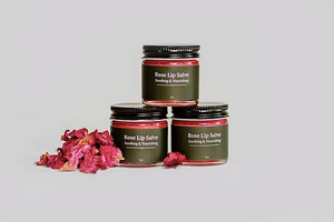 Rose Lip Salve | 1oz