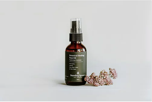 Botanical Healing Face Oil | 50ml