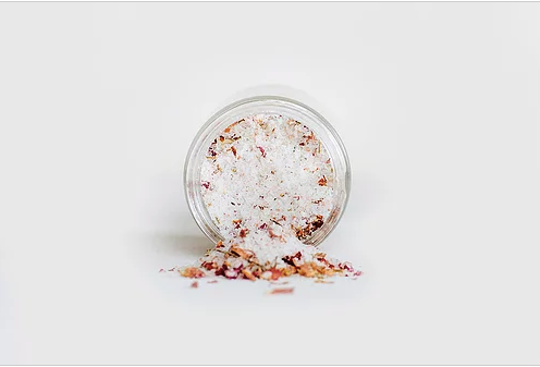 Frankincense & Rose, Soak & Exfoliant | 8oz