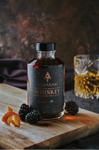 Wabanaki Maple Syrup -  Barrel Aged Whiskey Maple