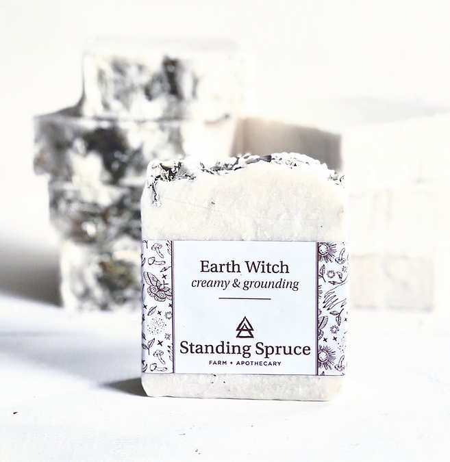 Earth Witch Soap
