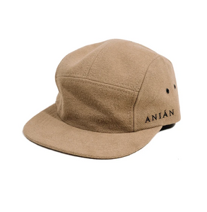 Zero Waste Hat - Tan