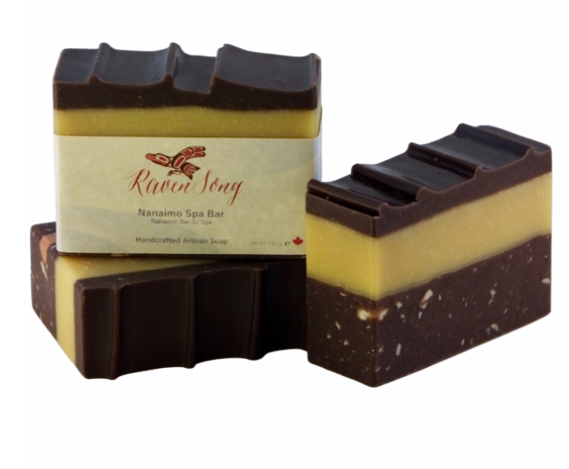 Deluxe Bar – Nanaimo Bar