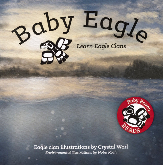 Tlingit Baby Eagle Book