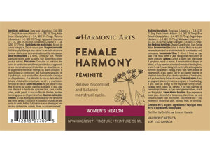 Harmonic arts - Female Harmony