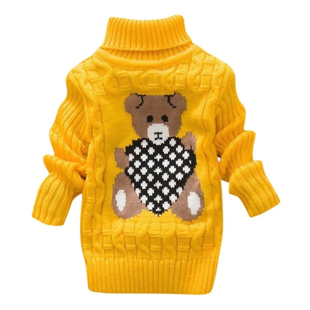 Autumn Winter Baby Girl  Sweaters