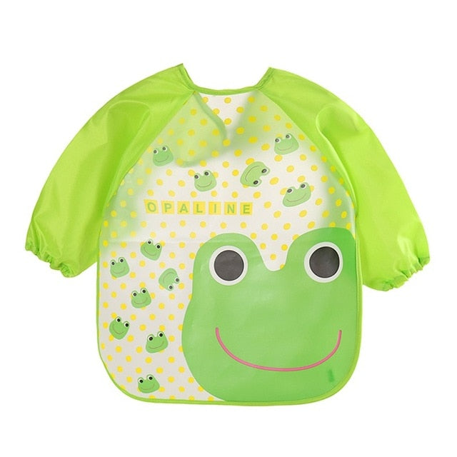 Baby Bibs Long Sleeve Clothes