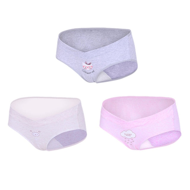 Cotton Pregnant Women Underwear