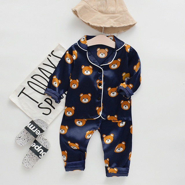 Toddler Baby Boys Long Sleeve Tops