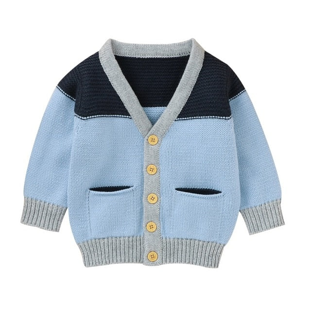 Baby Boys Girls Knitted Sweater