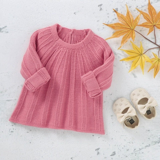 Kids Casual Sweaters Outerwear