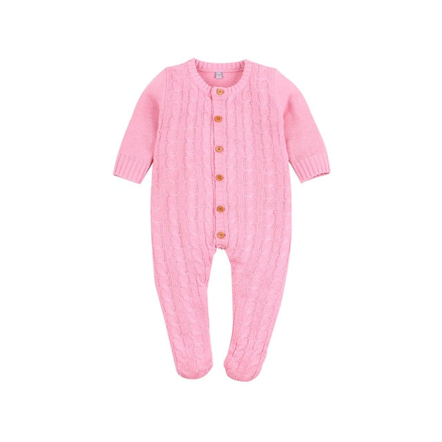 Newborn Clothes Jumpsuit