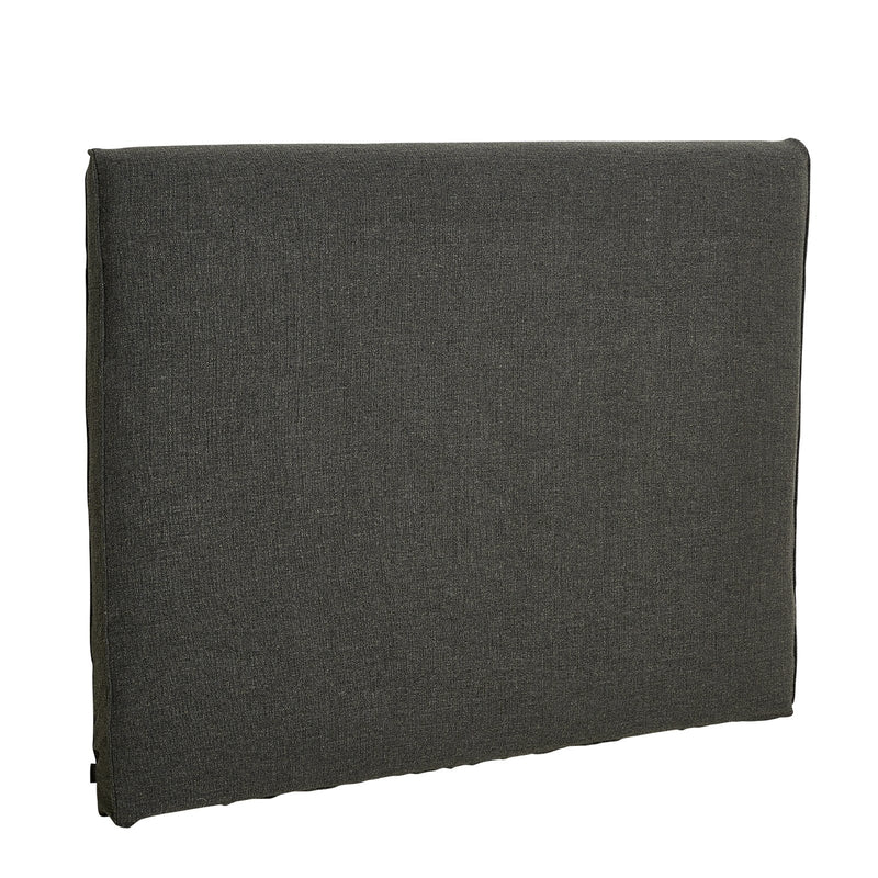 SLATE THICK COTTON SLIP BEDHEAD - KING
